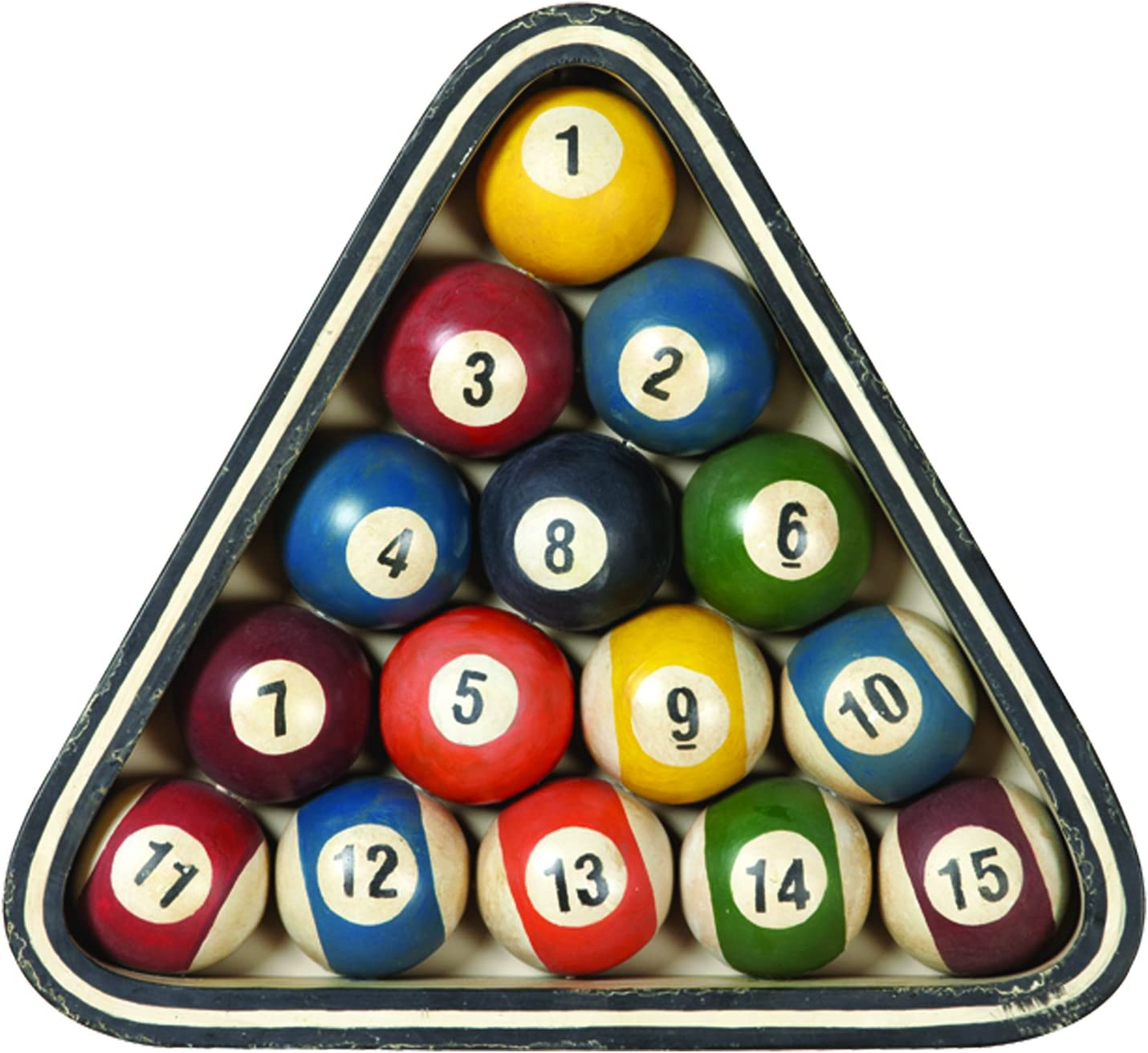RAM Attention brand Trust Gameroom Rack Balls of