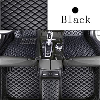 2018 Lincoln MKC Black Loop Driver /& Passenger Floor 2016 GGBAILEY D51168-F1A-BK-LP Custom Fit Car Mats for 2015 2017