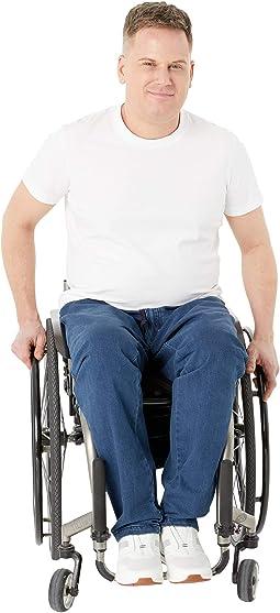 Seated Jeans Elastic Waist