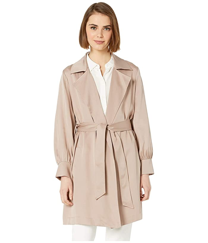 BB Dakota Trench Kiss Coat (Birch) Women