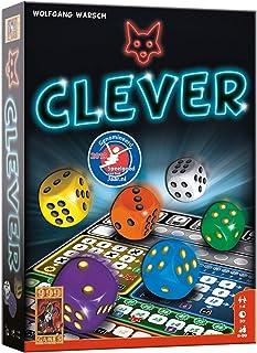 999 Games - Clever Dobbelspel - vanaf 8 jaar - Genomineerd voor speelgoed van het jaar 2019, de Nederlandse spellenprijs 2...