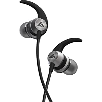 Boult Audio BassBuds X1 in-Ear Wired Earphones with 10mm Extra Bass Driver and HD Sound with mic(Grey)
