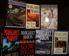 Margaret Maron Collection of Seven Novels (Slow Dollar, Home Fries, Shooting at Loons, Up Jumps the Devil, Bootlegger's Daughter, Killer Market, Uncommon Clay)