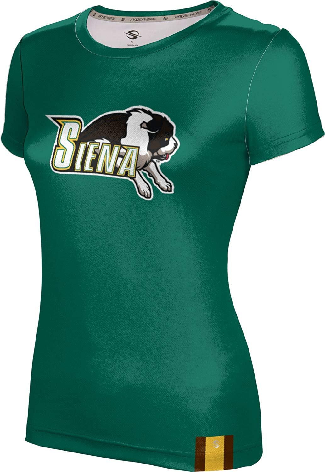 ProSphere Siena College Girls' Performance T-Shirt (Solid)