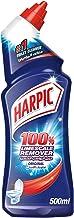 Harpic Toilet Cleaner Liquid Limescale Remover Original, 500ml