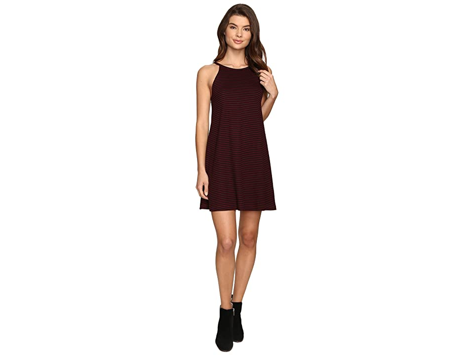 RVCA Shellox Dress (Scarlet) Women