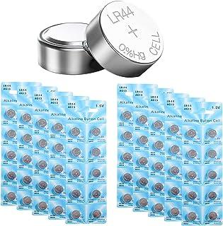 LR44 Alkaline Button Coin Cell Batteries 1.5V 100 Pack