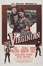 Movie Poster Giclee Print On Canvas-Film Poster Reproduction Wall Decor(The Virginian 2) #XFB