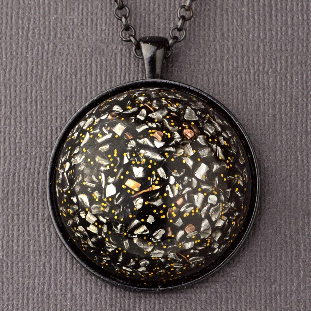 Ranking TOP11 Aluminum and Copper Orgonite® Max 68% OFF Necklace Pendant Dome