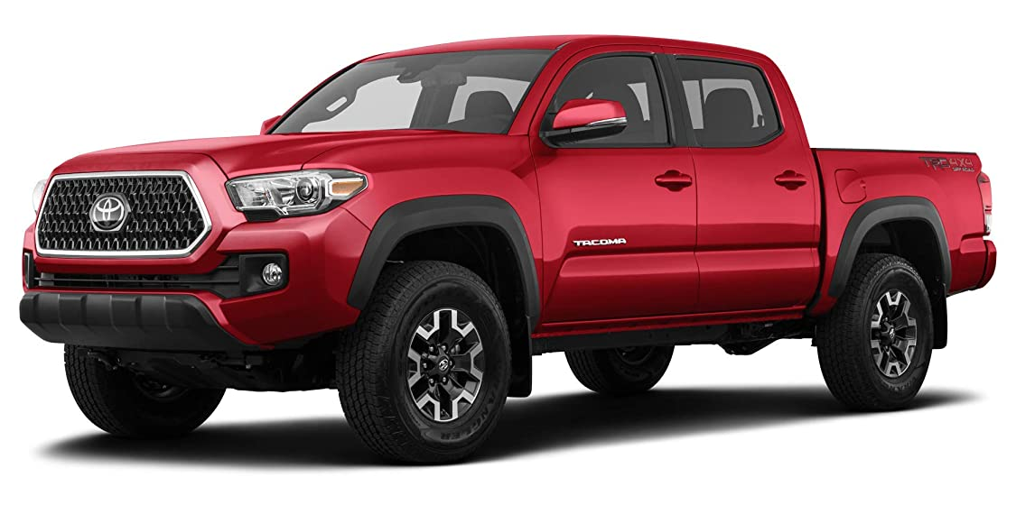 2019 toyota tacoma reviews images and specs vehicles. Black Bedroom Furniture Sets. Home Design Ideas