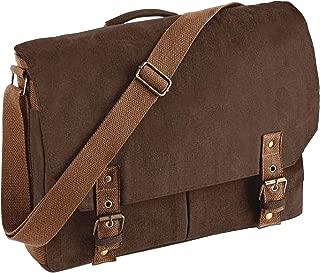 Men's Vintage Canvas Satchel Messenger Bags