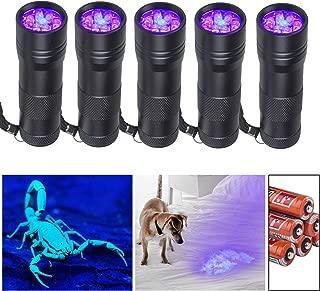 Best uv blacklight flashlight scorpion Reviews