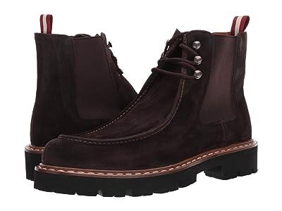 Bally Lyons Boot (Coffee) Men