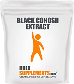 Bulksupplements Black Cohosh Extract Powder (100 Grams)