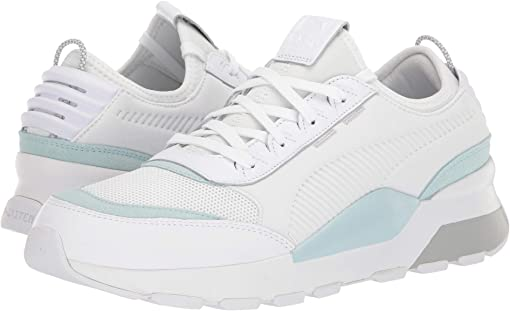 Puma White/Light Sky