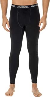 Russell Men's THERMAFORCE L4 Stretch Baselayer Fleece Thermal Pant