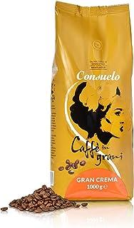 Consuelo GRAN CREMA - Italienischer Kaffee - ganze Bohnen, 1 kg