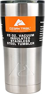 Ozark Trail 20-ounce Double-Wall vacuum-sealed Tumbler