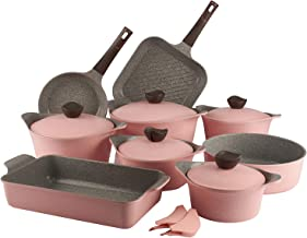 NEOFLAM AENI COOKWARE 14PCS SET