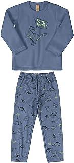 Pijama Blusa E Calça Em Microsoft, Up Baby, Meninas