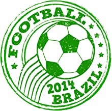 Football Brazil, Just Soccer (Pure Electro Club Sounds and Progressive Trance Tunes)