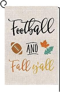 Best fall football decor Reviews