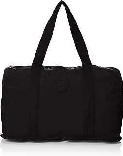 Kipling Honest Foldable Duffle, Packable Travel Bag, Zip Closure