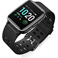 Fitness Smart Watch HR Activity Tracker Watch - 1.3'' Touch Screen Waterproof Watch for Android...