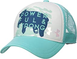 Under Armour - Graphic Trucker Cap (Little Kids/Big Kids)