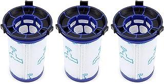 DingGreat Juego de 3 Filtro de Repuesto para Aspiradora Rowenta Air Force 360 RH9037 RH9038 RH9039 RH9051WO RH9057WO RH908...