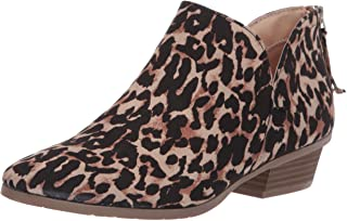Kenneth Cole REACTION Women's Side Way Low Heel Ankle Bootie