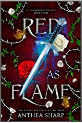 Red as Flame (The Darkwood Trilogy Book 3) Kindle Edition