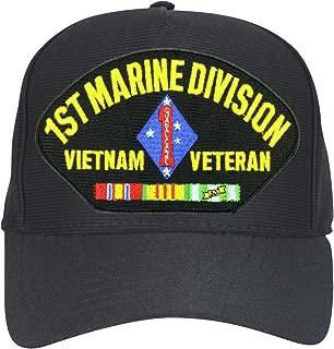 1st Marine Division Vietnam Ball Cap Hat