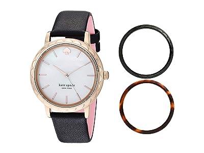 Kate Spade New York Metro KSW1556B (Black) Watches