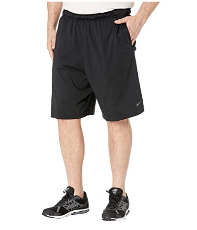 Nike Big Tall Training Shorts (Black/Black/Anthracite) Men
