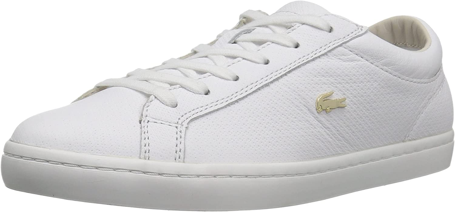 Lacoste Womens Straightset 316 1 Caw Fashion Sneaker