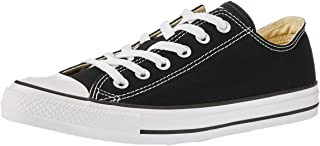 Converse Chuck Taylor Low Top Unisex Sneakers, Black/White