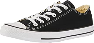 Converse Unisex Low TOP Black Size 8 M US Women / 6 M US Men