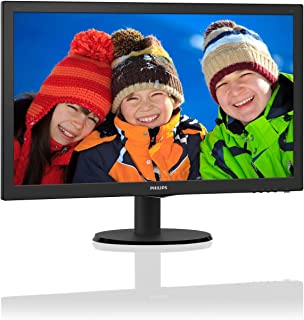PHILIPS LCD monitor with SmartControl Lite V Line 23.6