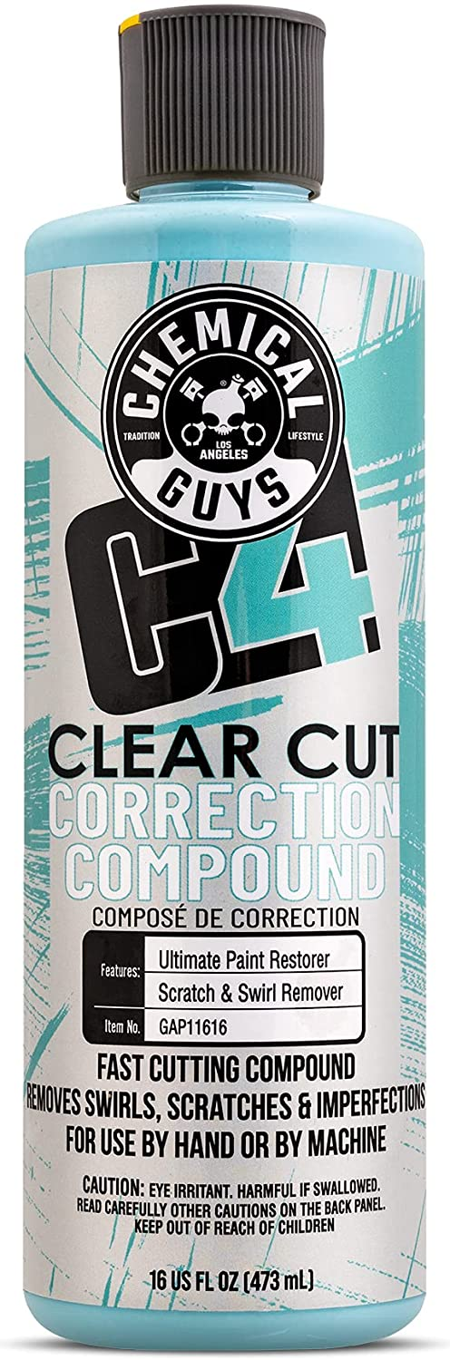 Chemical wholesale Guys-GAP11616 C4 Clear Compound Cut Correction Max 68% OFF