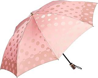 [オーロラ] 折りたたみ傘 1FH 12077 レディース ピンク FREE