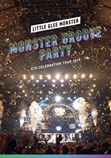 Little Glee Monster 5th Celebration Tour 2019 〜MONSTER GROOVE PARTY〜(通常盤)(特典なし) [DVD]...