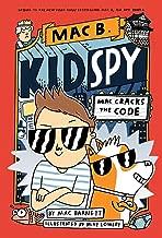 Mac Cracks the Code (Mac B., Kid Spy #4) (4)