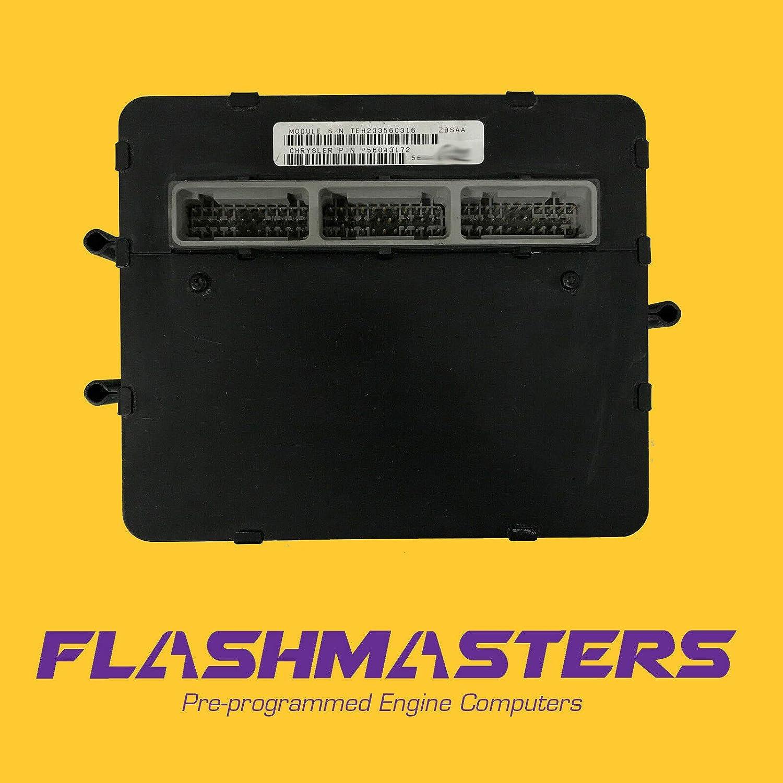 Nippon regular agency Flashmasters 1996 Dakota 3.9L Computer PCM 56040803 ECU Chicago Mall Prog ECM