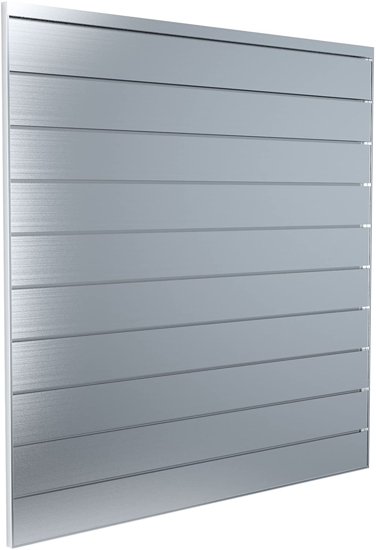 Proslat Under blast sales Sales 88901 Aluminum Slatwall Organize Garage System Storage