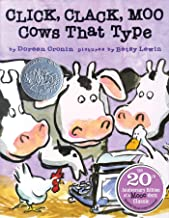 Click, Clack, Moo 20th Anniversary Edition: Cows That Type (A Click Clack Book)