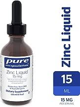 pure encapsulations zinc liquid