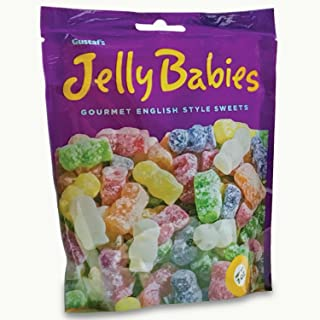 green jelly baby