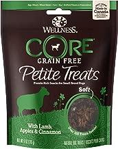 Wellness Petite Treats Small Breed Grain Free Dog Treats, 6-Ounce Bag
