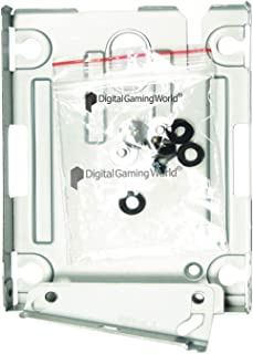 Digital Gaming World® High Quality Hard Disk Drive HDD Mounting Bracket Hard Disk Holder For PS-3 Super Slim Systems. (CEC...